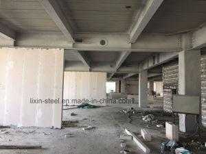 Vorfabriziertes Stahlkonstruktion-Hotel mit neuen Baumaterialien