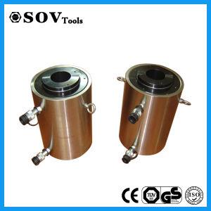 中国の価格の大きい150ton倍代理の空油圧ジャッキ