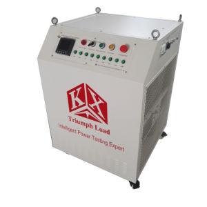Portable AC 100kw carga resistiva Bank
