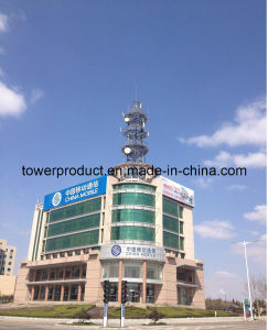 Mobile Roof Signal Tower (MG-RMT03)