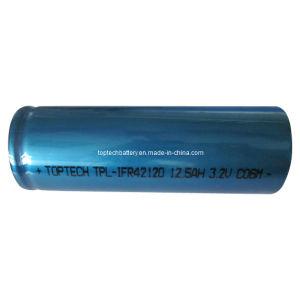 Baterías LiFePO4 42120 3,2 V 12.5ah para aplicación Portable, de tipo cilíndrico