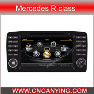 GPS를 가진 Mercedes R Class, Bluetooth를 위한 특별한 Car DVD Player. A8 Chipset Dual Core 1080P V-20 Disc WiFi 3G 인터넷 (CY-C215로)