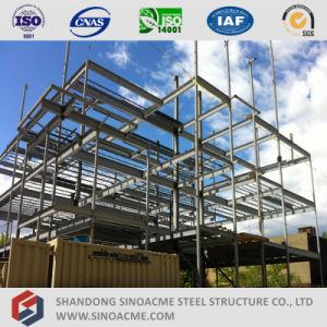 Sinoacme Prefabricados de estructura de acero de gran altura el edificio de oficinas