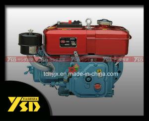 4HP het water koelde de Enige Dieselmotor van de Cilinder met Aanvang Handcranking (R170)