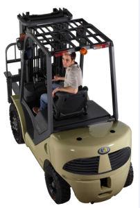 U Series Capacity 2000kg 2.0t Diesel Forklift van de V.N.