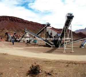 Завод каменной дробилки для агрегатной продукции