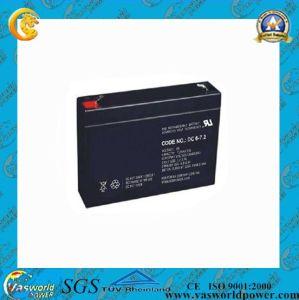6 В глубокой цикл батареи хранения аккумулятора