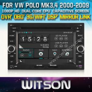 Witson DVD GPS 2 LÄRM für Polo 4 W2-D8245V