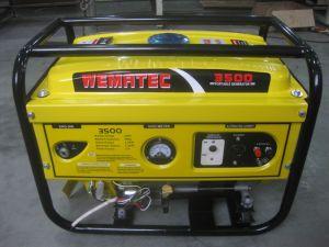 Электрическая мощность Sound-Proof 2.2kw Wema бензин генератор
