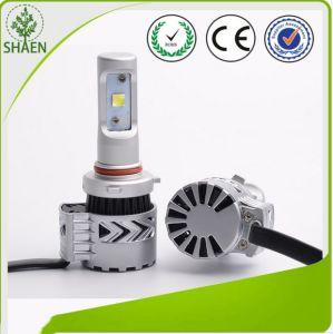 広州の工場60W 6000lm H11車LEDのヘッドライト