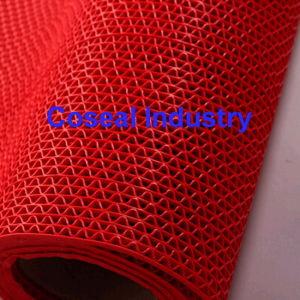 Пластиковый ПВХ резиновый коврик для скольжения противопехотных