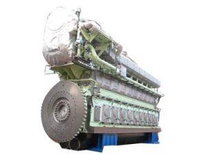 De Mariene Dieselmotor van de Reeks van de Mens van Weichai met Grote Macht