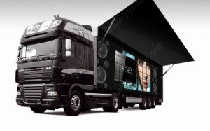 Remorque de camion mobile portable Affichage LED Board (P10 DIP)