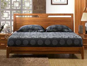 Festes hölzernes Bett-moderne Betten (M-X2295)