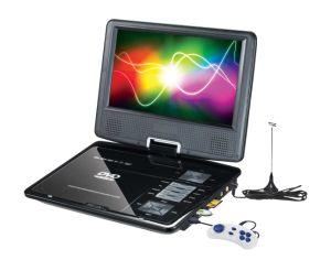 Hohe Entschließung bewegliches DVD mit TV/USB