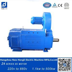 Electircal 650V 115kw 650rpm del motor de CC