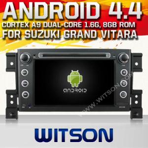 Automobile DVD del sistema del Android 4.4 di Witson per Suzuki grande Vitara