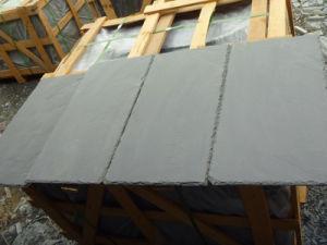 Ardesia nera del tetto di mattonelle del tetto dellardesia