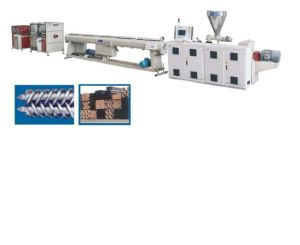 PVC管の生産ラインUPVC管