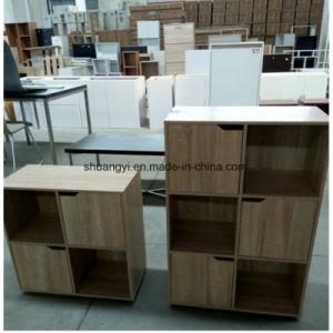 Governo di memoria rustico di legno dello scaffale di stile di vendita calda di stile dell'Europa