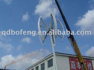 10kw Turbine van de Wind van de As van Maglev de Verticale