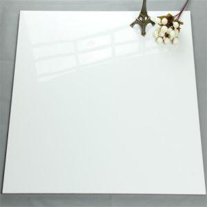Première tuile Polished blanche 60X60cm (E36100AA) de porcelaine