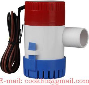 Bilgenpumpe Tauchpumpe Wasserpumpe Lenzpumpe Bilgepumpe - 12V/24V 1100 GPH
