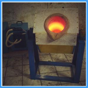 철 또는 알루미늄 녹는 유도 전기로 (JLZ-110/160KW)