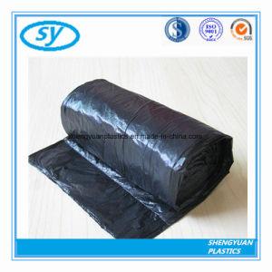 PE Matériau plastique personnalisé Star sac à ordures de joint