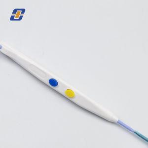 Instrumentos Médicos Lápis Eletrocirúrgicos descartáveis com eléctrodo escalável