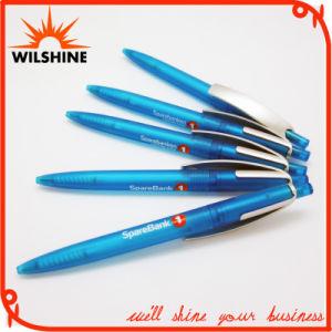 Logo Printing (BP0294F)를 위한 Wide Clip를 가진 플라스틱 Ball Pen