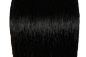 Virgem Reta brasileiro brasileiro de cabelo cabelo sedoso Lassos Reta