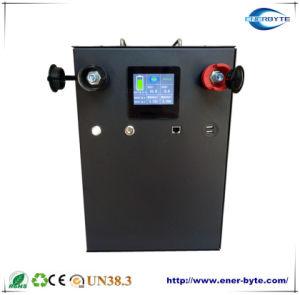 48V 100Ah LiFePO4 Batería -Banco de Almacenamiento de Energía Solar