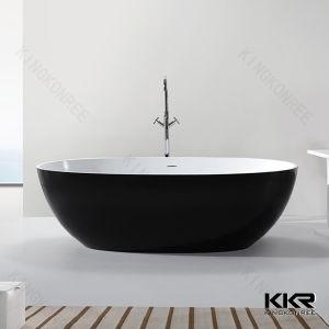 Superfícies Corian Superfície sólida banheira banheira em pedra artificial Sanitária