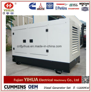 generatore diesel silenzioso di 12kw 15kVA Fawde Xichai con il Ce di iso (10-300kw)
