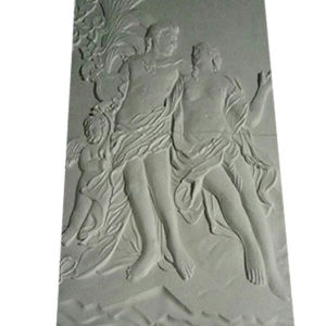 Высокая плотность набивки из пеноматериала в формате EPS гравировка стены скульптура по оказанию чрезвычайной помощи