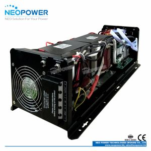 Inversor de Potência industrial de baixa frequência (DC para AC 1-12kW)