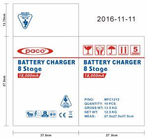 MFC-1212 12V 12A Mobile автомобильного аккумулятора зарядное устройство для продажи