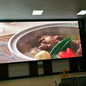 Couleur Intérieure de P8 Installation fixe monté sur un mur de la publicité Médias Signe numérique Affichage LED de l'écran