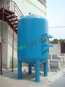 Filtração de tratamento de água do alojamento do filtro de areia de carbono