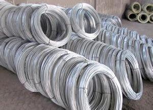 Médios de arame de ferro galvanizados a quente para fio de encadernação