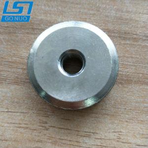 Personnalisé de l'écrou de fixation ronde CNC spécial