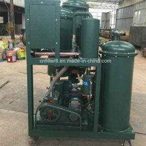 O óleo de lubrificação do óleo de engrenagem de vácuo a filtragem do óleo hidráulico da máquina (TYA-20)