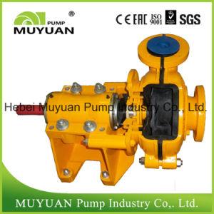 Prodotto chimico/acque luride/residui/pompa centrifughi verticale del pozzetto allineati gomma