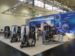 Los nuevos equipos de gimnasio/aductor del muslo interior Tz-6014/Potencia formador /Venta caliente máquina