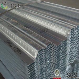 建築材料のための電流を通された波形の鋼鉄床のDeckingシート