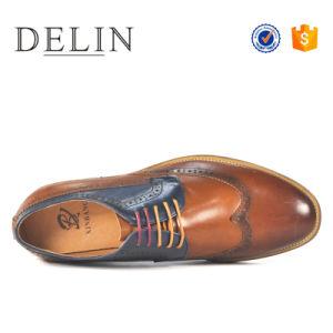Настраиваемые обувь из натуральной кожи для мужской одежды зерноочистки