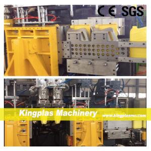 De HDPE/detergente doméstico de LDPE/LLDPE máquina de moldagem por sopro de garrafas de mercado na China