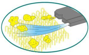Self Service de la máquina de lavado de coches con el sistema colector de monedas
