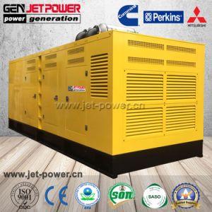 Cummins Perkins 25 ква для 1650ква звуконепроницаемых дизельного генератора,
